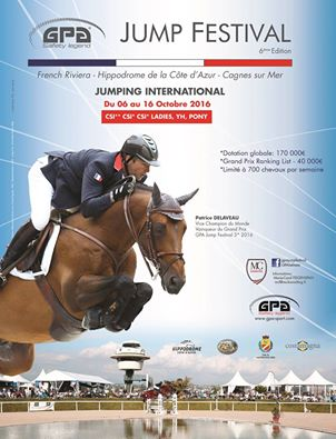 Jumping International de Cagnes sur Mer